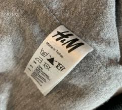 H&M tube ( infinity ) sivi šal