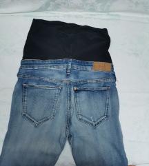 Trudničke skinny traperice broj 36