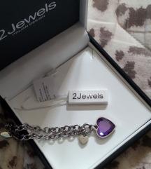 Nova 2 Jewels narukvica SNIŽENO