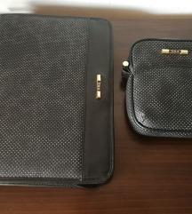 Tous torbica i fascikl za dokumente i laptop