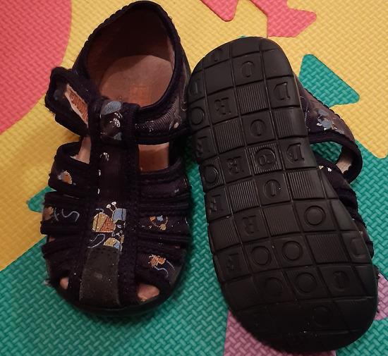 Froddo cipele šlape