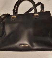 Crna Calvin Klein torba