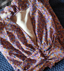 Cvjetna haljina like Zara