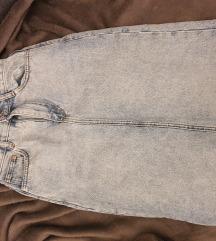 MANGO Jeans suknja,novo!