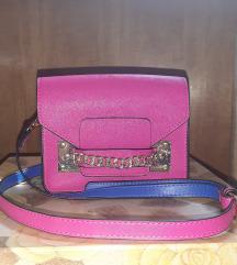 Ružičasta fuksija torbica