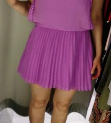Original Guess mini plisirana haljina vel. 36