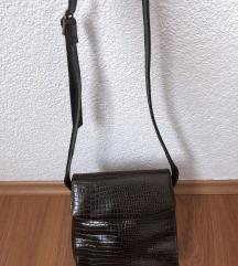 Retro torba prava koža