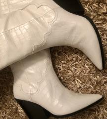 Bijele kaubojske čizme