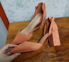 Sandale nježno narančaste boje
