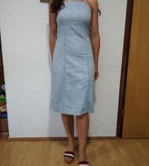 50 kn!H&m traper haljina gola leđa 38