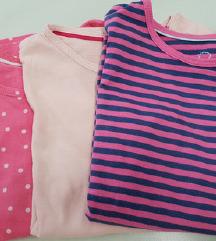 Lot majica dugih rukava