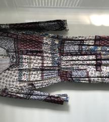 Cropp boho mini haljina