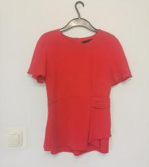 Zara crveni top