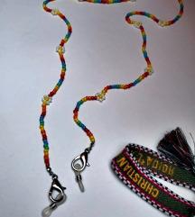 ogrlica za naočale i maskicu