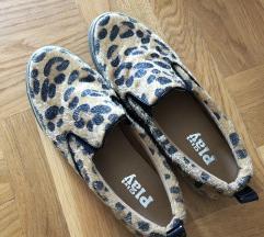 Leopard niske cipele