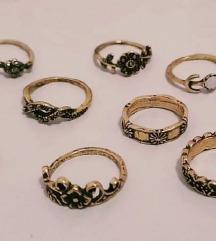 Prstenje set