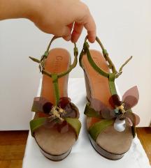 KOŽNE nove Gwen sandale 38 🦠🦠RASPRODAJA🦠🦠