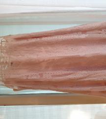 Mohito haljina A kroja cipkasta