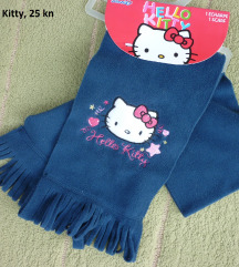 Novi Hello Kitty šal, 2-5 g. 98-110