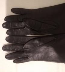 Ženske kožne rukavice