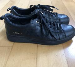 Cruyff crne kožne tenisice