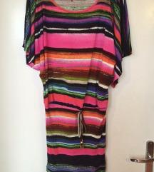 Tunika haljina prugice