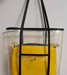 2 u 1 torba Zara 💛 uključena PPT 💛
