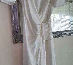 Bijela predivna unikat haljina%