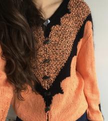 Vintage končani pulover