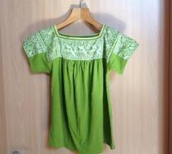 Zelena majica/tunika
