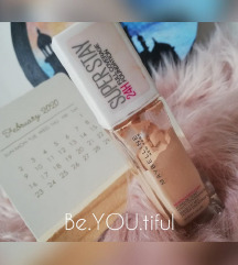 MAYBELLINE super stay 24h puder