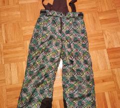 Ski hlače 134 140