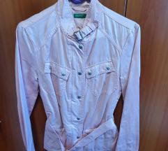 Benetton jakna sa remenom