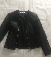 Kožna šminkerska jakna za djevojčice,vel.146