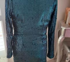 Mini haljina na šljokice