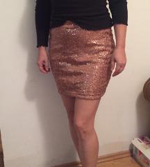 Hm sequin suknja