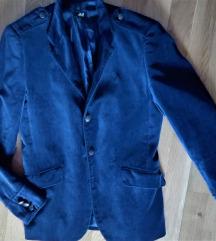 Plavi baršunasti sako