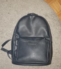 Aldo Kožni ruksak Crni
