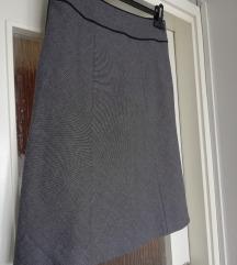 Poslovna suknja A kroja