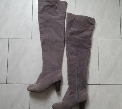 Čizme preko koljena 40