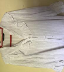 Zara bijela košulja XL