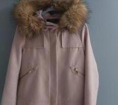 Zara kratki kaput