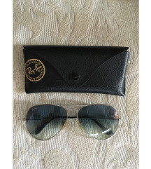 Ray ban large metal aviator original %%%