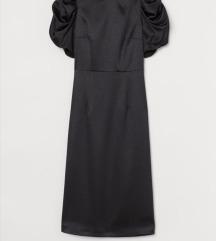 Satenska haljina