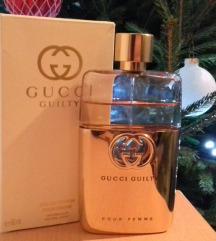 Gucci Guilty pour femme 90 ml pt uklj. %