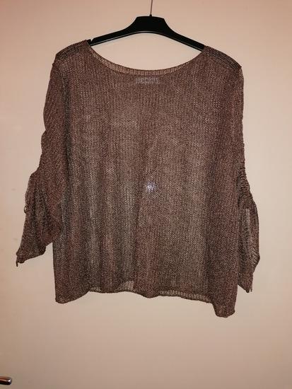 Zara pletena majica