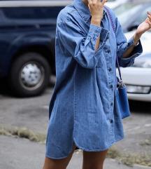 Zara kosulja haljina