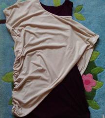 2u1 asimetrična tunika
