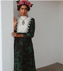 Zara haljina s plastronom