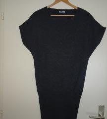 Tamno siva MARELLA tunika/haljina, jesen/zima